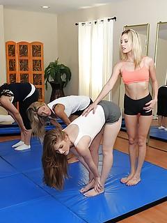 Lesbian Sports Porn