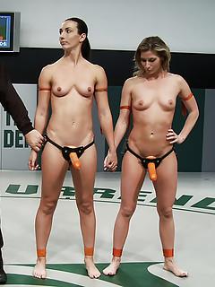 Lesbian Wrestling Porn